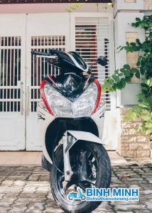 thue xe may da nang 1 214x300 - Honda Air Blade 2012