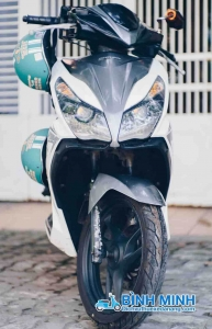 thue xe may da nang 11 193x300 - Honda Air Blade 2016