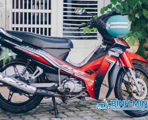 thue xe may song han chinh 495x400 - Honda Air Blade 2012