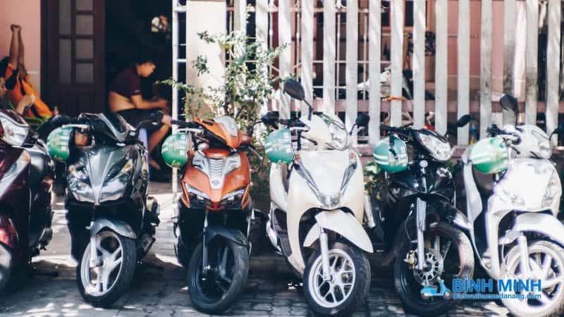 địa điểm thuê xe du lịch đà nẵng