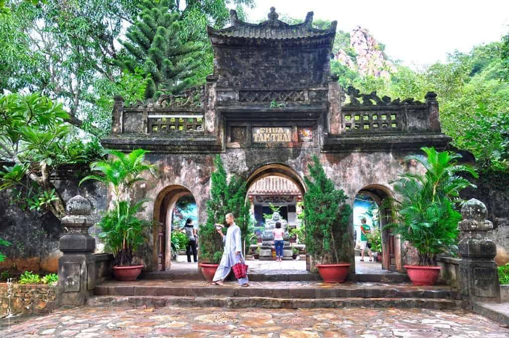 Chùa Tam Thai Ngũ Hành Sơn