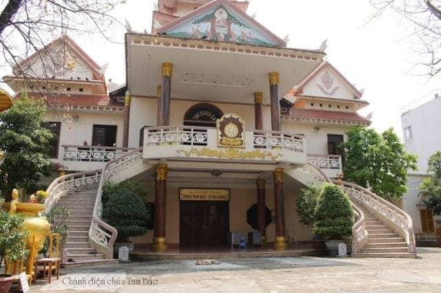 Chùa Tam Bảo đà nẵng