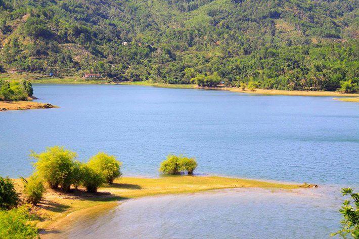 Hồ Phú Ninh đà nẵng