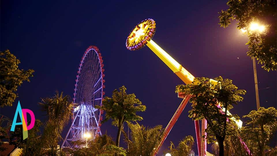 Singapore Sling asian park đà nẵng