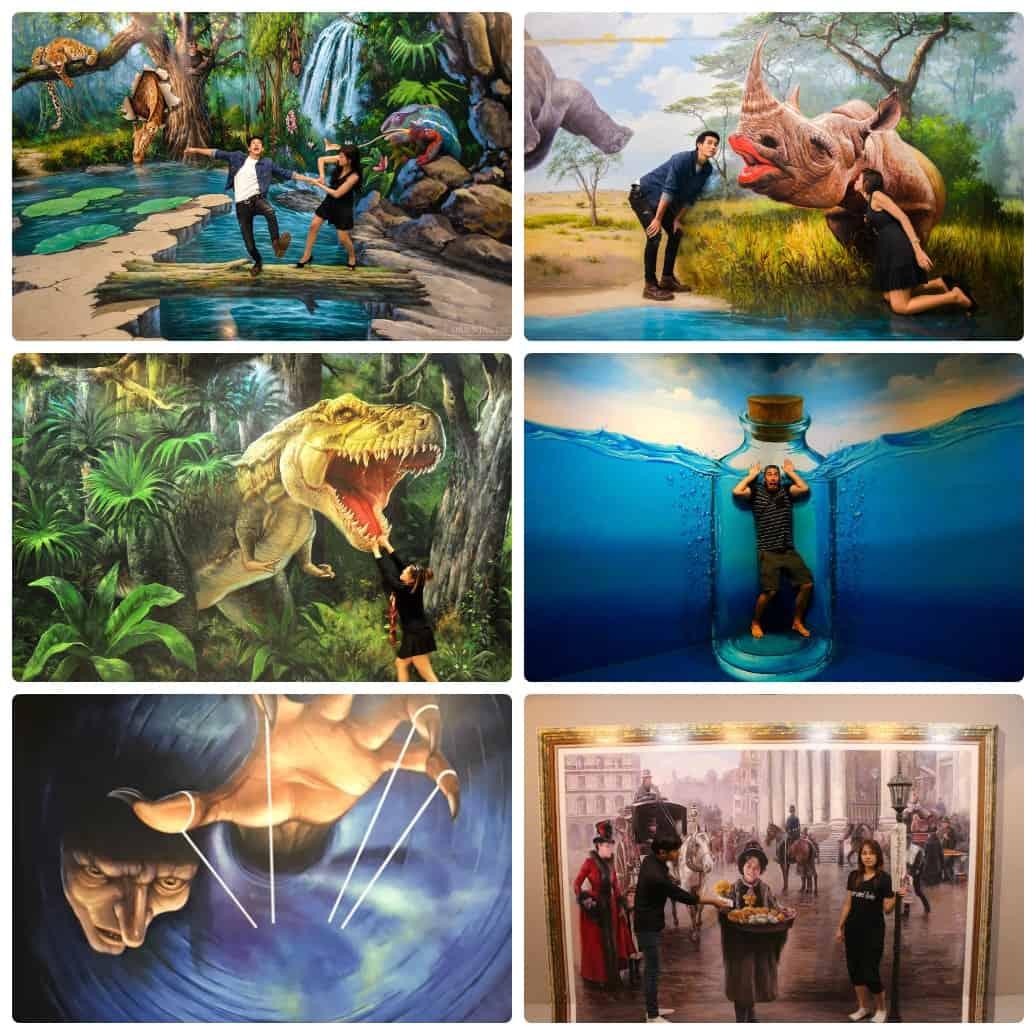 Bảo Tàng Nghệ Thuật 3D Art Tại Đà Nẵng