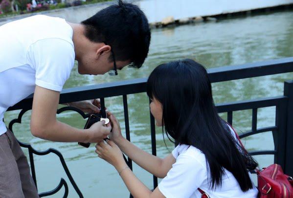 cau khoa tinh yeu da nang2. min - Cầu Khóa Tình Yêu Đà Nẵng: Cây Cầu Lãng Mạn Nhất Việt Nam