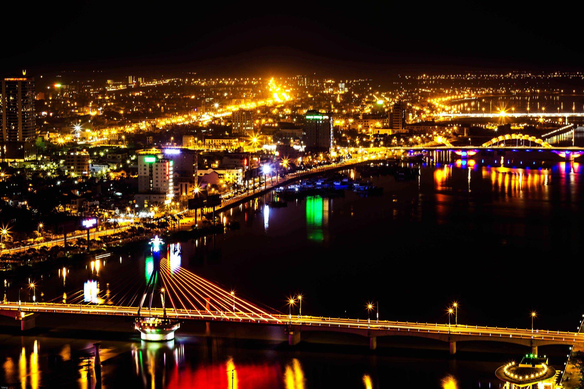 cau song han da nang 1 min 1 scaled - Review Cầu Sông Hàn Đà Nẵng: Thời Gian Quay, Cách Đi Đến
