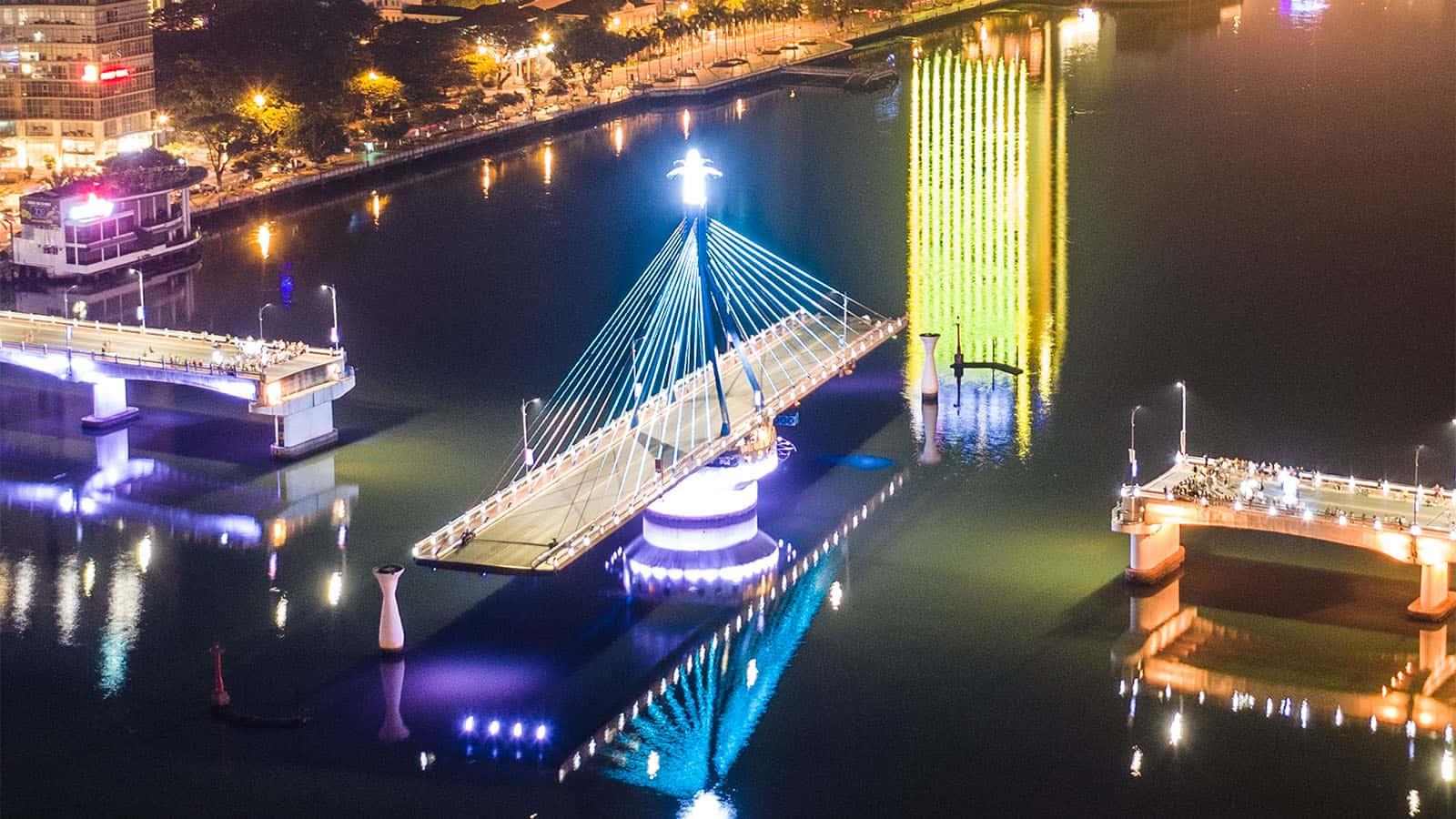 cau song han da nang 13 min - Review Cầu Sông Hàn Đà Nẵng: Thời Gian Quay, Cách Đi Đến
