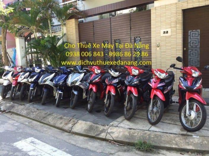 Thuê xe giá rẻ dịch vụ Bình Minh phượt Giếng Trời Đà Nẵng
