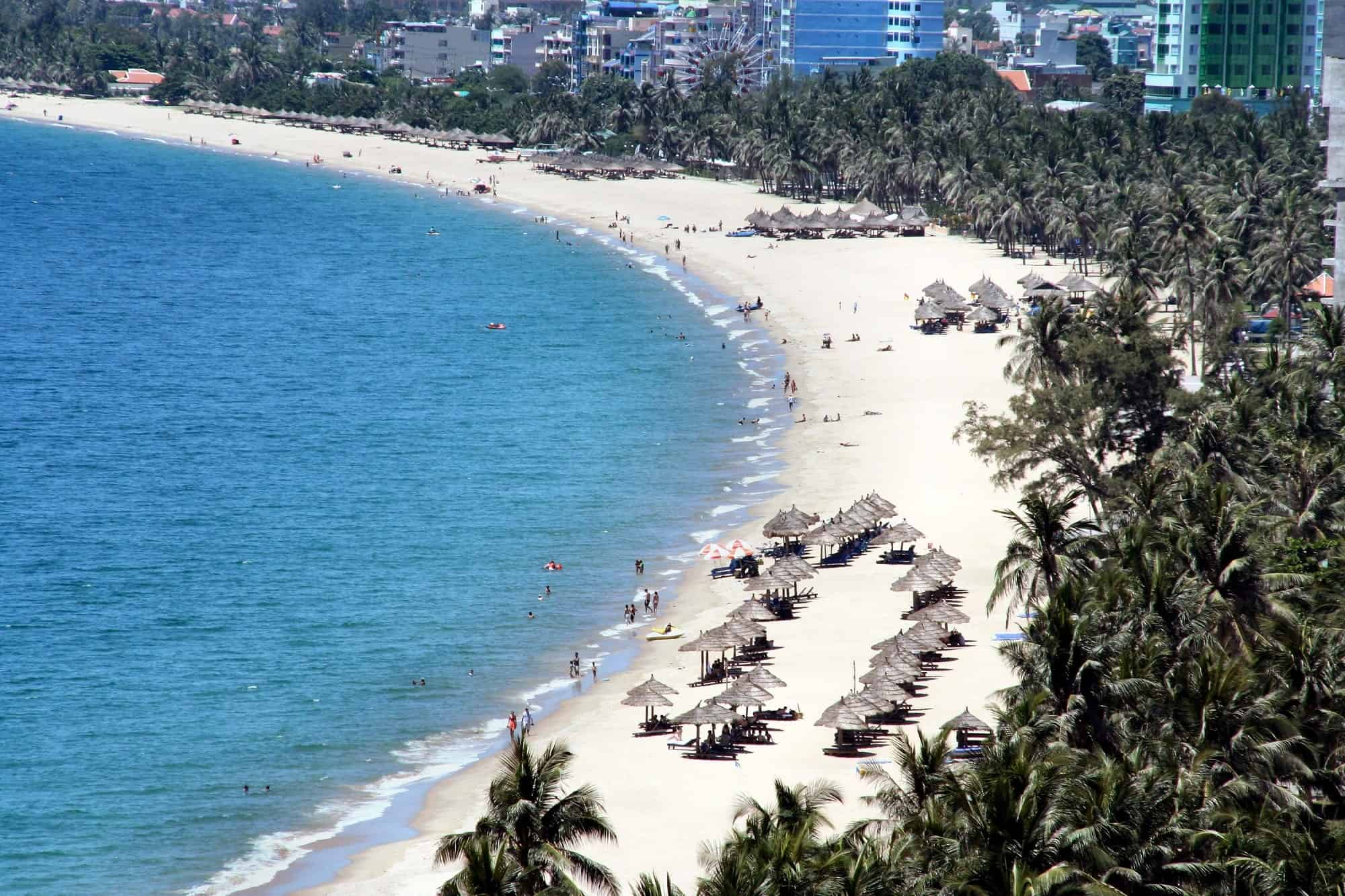 Những lưu ý đến bãi biển đẹp nhất