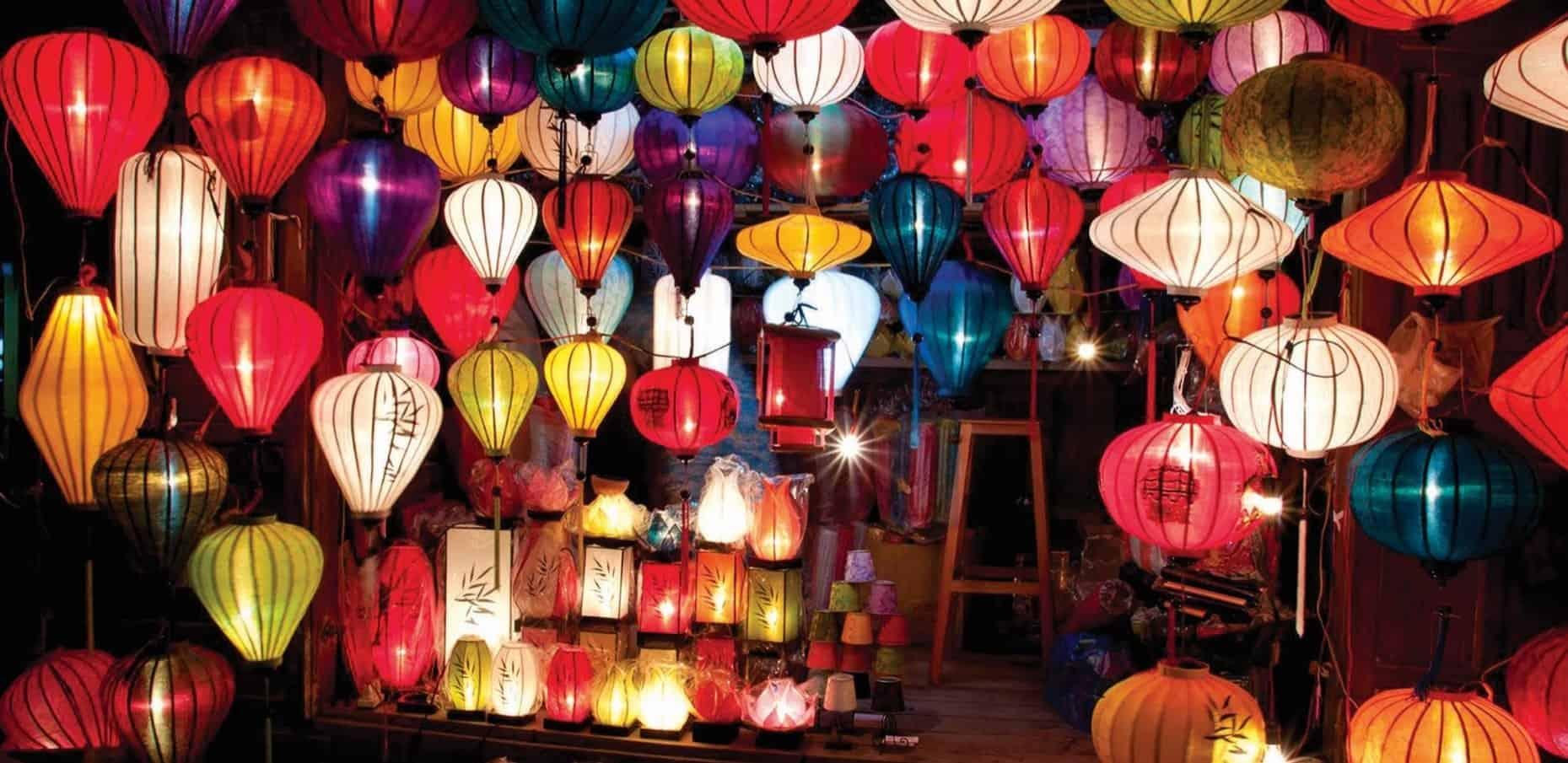 Lồng đèn truyền thống