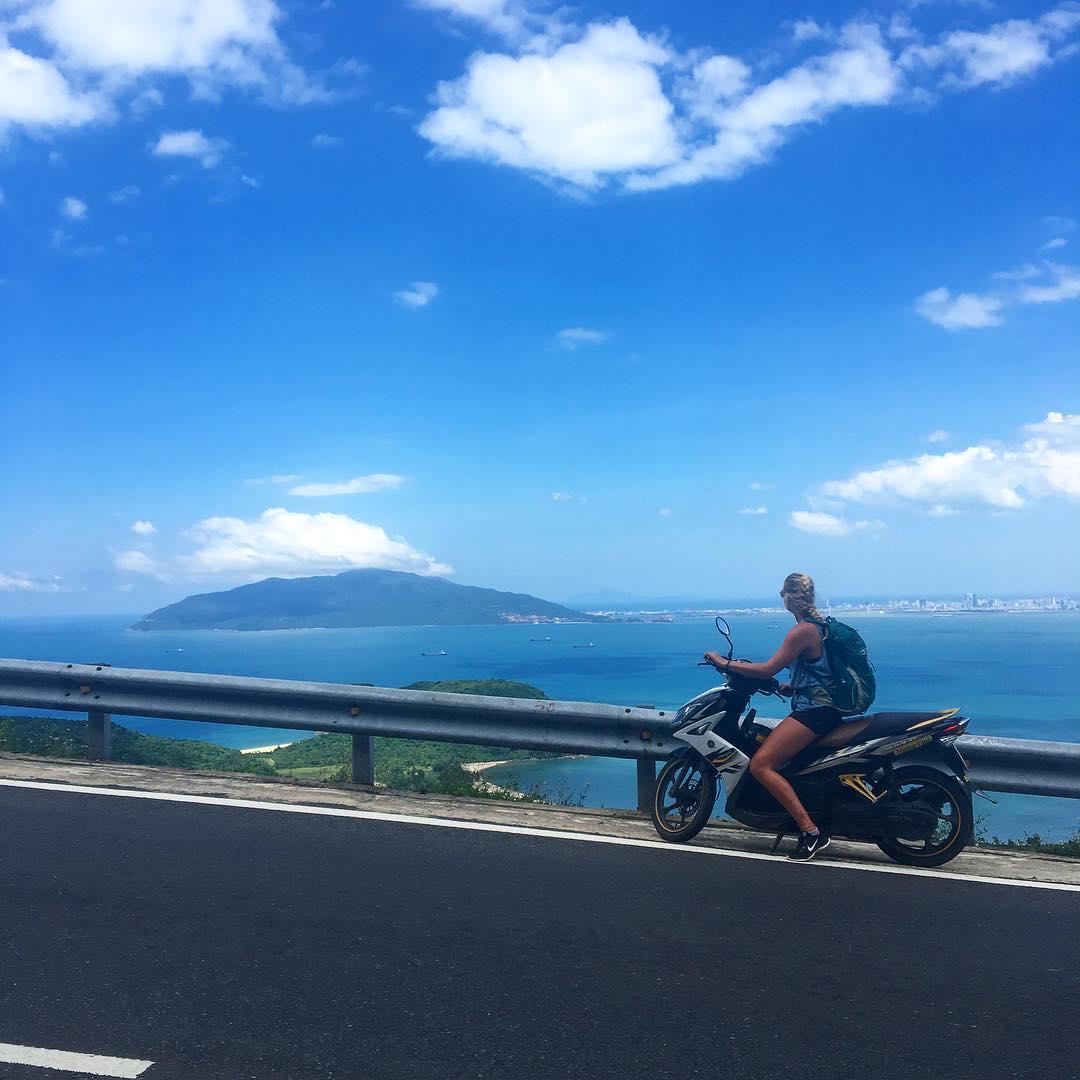 Thuê xe máy ở Đà Nẵng đi du lịch hấp dẫn như thế nào?