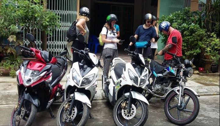 Sướng tê 5+ điểm thuê xe máy Nha Trang khiến bạn si mê