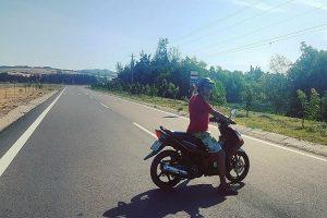 thuê xe máy Bắc Giang chất lượng