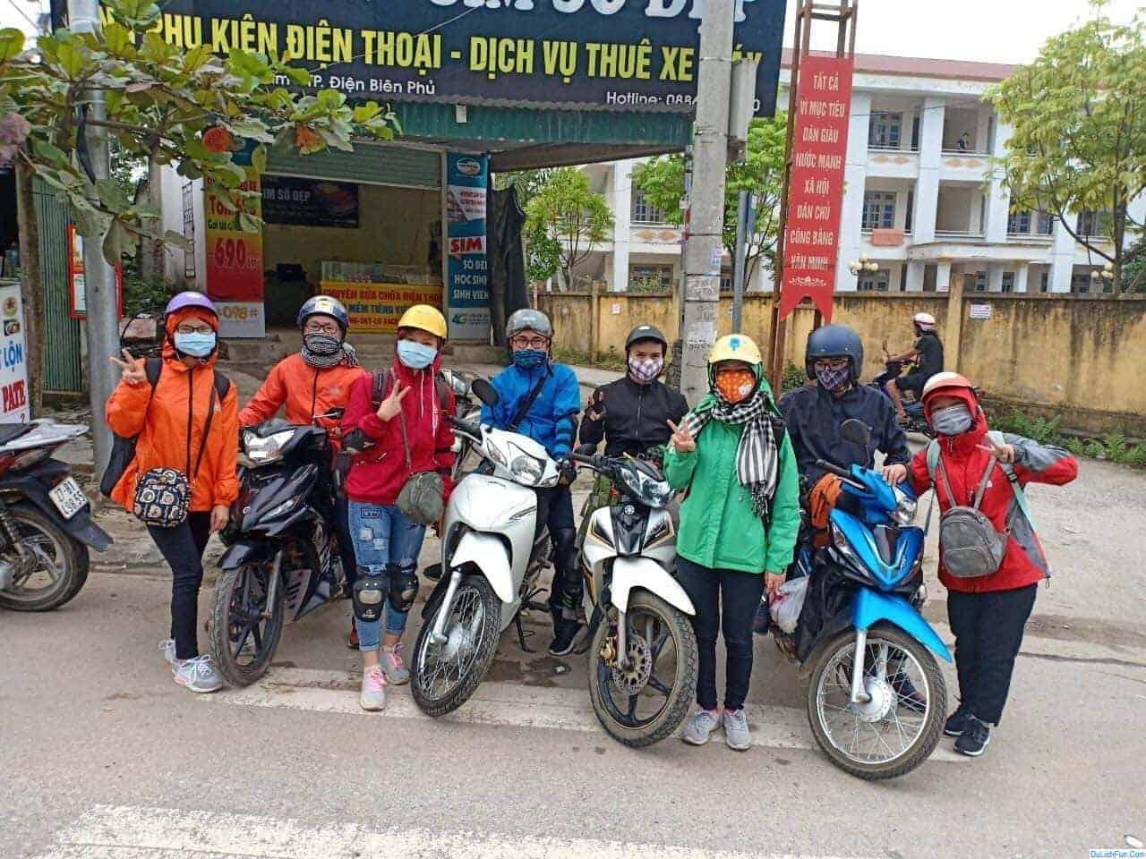 thue xe may dien bien 01 - Top 5 Địa Điểm Cho Thuê Xe Máy Điện Biên Uy Tín Nhất