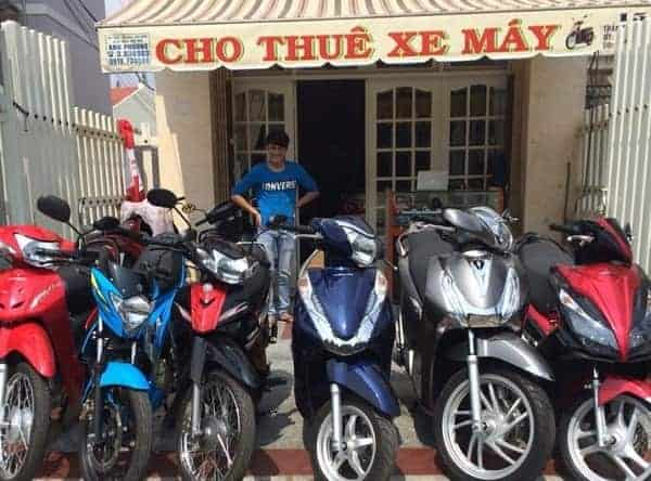 thue xe may quan hai chau 01 - 5 Địa Chỉ Thuê Xe Máy Quận Hải Châu Đà Nẵng Siêu Rẻ Bất Ngờ